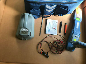 SPX RADIODETECTION RD8100 PDL CABLE PIPE LOCATOR RECEIVER & Tx-3 TRANSMITTER