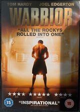 Warrior Tom Hardy New Sealed DVD