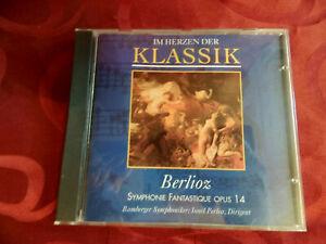 Berlioz - Symphonie Fantastique Opus 14 - Klassik CD - Bamberger Symphoniker -