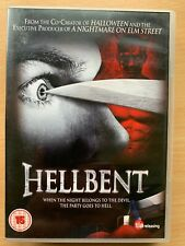 Hellbent DVD 2004 Lgbt Lesben Homosexuell Interessen Horror Slasher Film Movie