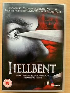 Hellbent DVD 2004 LGBT Lesbian Gay Interest Horror Slasher Film Movie
