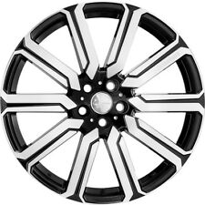 """22"""" Lowenhart LCX WHEELS RIMS HOLDEN COMMODORE VE VF SV6 SS BMW 3 5 7"""
