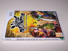 Muramasa The Demon Blade-Nintendo WII-UK PAL-NEW & FACTORY SEALED EX cond