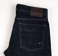 Tommy Hilfiger Hommes Hudson Standard Jeans Jambe Droite Taille W32 L32 ASZ1532
