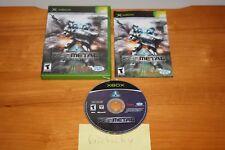 Gun Metal (Microsoft Xbox) MINT COMPLETE CIB, AWESOME SHAPE!