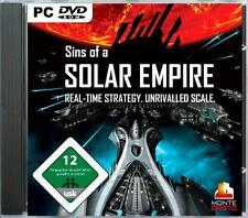 SINS OF SOLAR EMPIRE * WELTRAUM STRATEGIE * DEUTSCH NEU