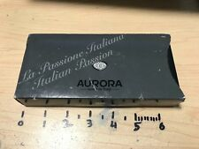 Aurora fountain pen box