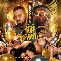 DJ TY BOOGIE - TRAP PARTY (MIX CD) HIP-HOP, R&B AND BLENDS
