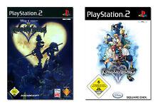 Disney - Kingdom Hearts 1 + 2 für Playstation 2 PS2 | NEUWARE | DEUTSCHE VERSION