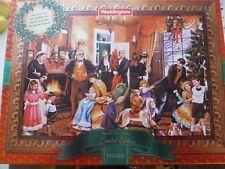 WADDINGTONS CHRISTMAS MORNING (2002) 1000PC JIGSAW PUZZLE - Limited Edition