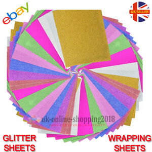 GIFT WRAPPING PAPER - SHEETS ,TOP QUALITY - womens, mens - male female wrap
