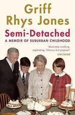 Semi-Detached, Rhys Jones, Griff, Excellent Book
