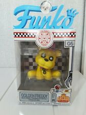 Funko-Arcade Vinyl-Five Nights At Freddy' # 05 Golden Freddy