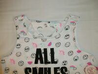 """SALE ITEM White T-Shirt 2//3 yrs /""""I Love my Uncle this much/"""" End of Line item."""