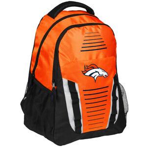 Denver Broncos NFL Backpack American Football Rucksack BPNFFRNSTPDB neu