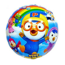 Pororo party hellium balloon / Pororo friends balloon 18 inch (standard&sweety)