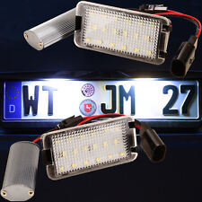 LED Kennzeichenbeleuchtung für SEAT Ibiza 6K 6L | Leon 1M | Toledo 1M 5P [71501]
