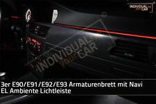 EL Ambiente Lichtleiste Ambientebeleuchtung für 3er E90 E91 E92 E93