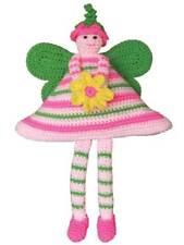 Crochet Pattern Packet Penelope The Garden Fairy
