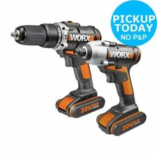 Brushed WORX Cordless Drills