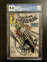 1988 Marvel Comics Amazing Spider-Man #298 1st Venom App CGC 9.4 McFarlane
