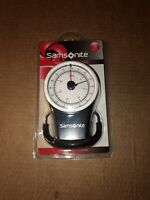 Samsonite Manual Luggage Scale New In Package Up To 80 Lbs