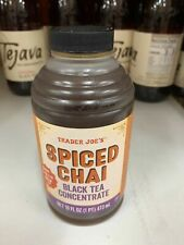 Trader Joe's Spiced Chai Black Tea Concentraded