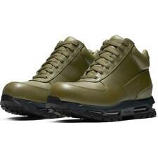 Nike ACG Air Max Goadome BOOTS (865031-303) Olive Canvas/anthracite Sz 9