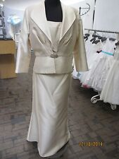 Obsessions Couture 838 mother of bride or groom - size 14 - gold (mom-4)