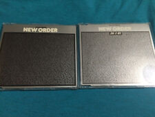 THE NEW ORDER - The Peel Sessions (Vol 1 & 2) CD EP New Wave