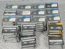 Lot 78 8mm Cassette Sony Maxwell Memorex Kodak Used Video Cassette Tapes P6-120