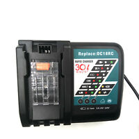 7.2-18V Battery Charger for Makita Power Tool Battery DC18RC DC18RA Accessory