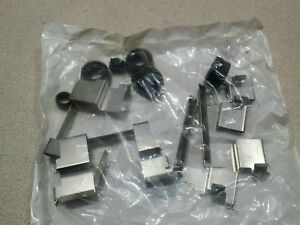 New Pronto HW5867 Disc Brake Hardware Kit Front, Fits Vehicles Listed on Chart