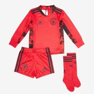 adidas DFB Torwart Mini Kit EM2020 rot EH6106 UEFA EURO 2020