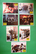 DEFIANCE 1980 JAN-MICHAEL VINCENT  DANNY AIELLO JOHN FLYNN EXYU LOBBY CARDS