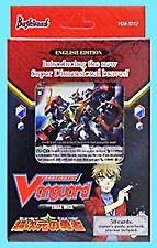 CARDFIGHT VANGUARD DIMENSIONAL BRAVE KAISER TRIAL DECK VGE-TD12 English SEALED
