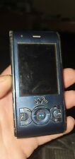 Sony Ericsson W595 Walkman - Active blue (O2) Cellular Phone used