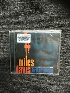 Miles Davis - Soundtrack Inspired By the Film 'The Birth of Cool' CD Album. New