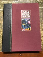 Topps The Art Of Star Wars Deluxe Signed Limited Edition Of 1000 RARE