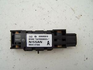 Almera Crash Sensor Relay 98830 AY00A (2003-2006)