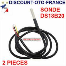 Cable Capteur De Température DS18B20 Etanche Sonde Digital pour Arduino 1Wire