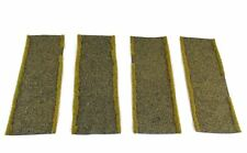 WWG Dirt Road Straight Sections Set of 4 – 28mm Wargaming Terrain Diorama