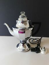 More details for vintage bulpitt & sons swan brand coffee percolater cat no. h475