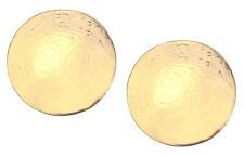 Ella Jonte Ohrclips silber oder gold große runde Ohr Clips edel und schön