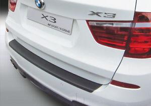 BMW Genuine Rear Bumper Edge Protector Guard X3 M-Sport 04/2014 F25 51472420536