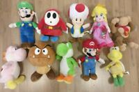 Peluche Super Mario Bros Originales 10 Variantes Princesa Goomba Koopa Luigi 30