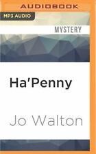 Small Change: Ha'Penny 2 by Jo Walton (2016, MP3 CD, Unabridged)