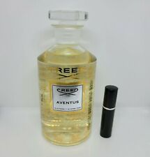CREED - Aventus (BATCH 19S01) - 5mL/10mL SAMPLE Decant Glass Atomizer