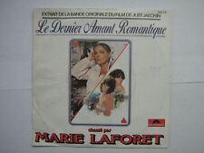 MARIE LAFORET 45 TOURS BELGE LE DERNIER AMANT JAECKIN
