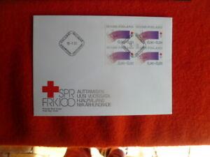 1977 Finland 100th Anniversary centenary FDC 19 Jan